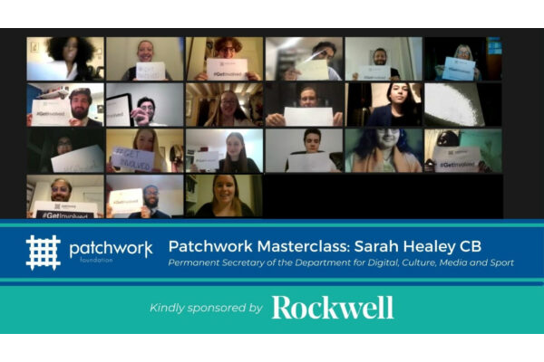 Rockwell launch Masterclass series with Sarah Healey CB