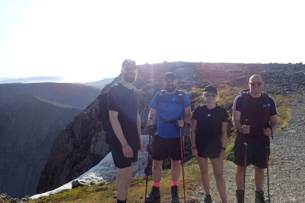 Rockwell find Summit Success for LandAid!